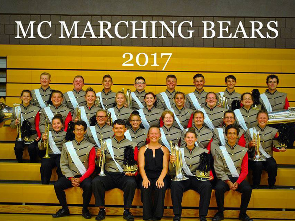 Golden Bear Marching Band Wins Championship